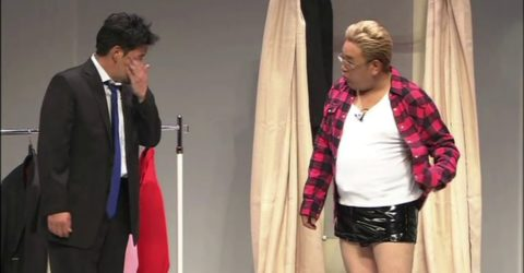 【公式】サンドウィッチマン コント【紳士服店】