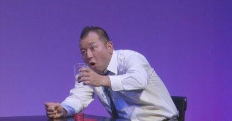 バイきんぐ・・・「酔っ払い」/『バイきんぐ単独ライブ「ハート」』より
