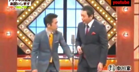 アドリブが多すぎて笑っちゃってるwww面白すぎる中川家の漫才www